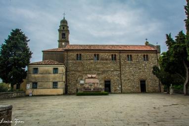 Arquà Petrarca - Tomba del Petrarca