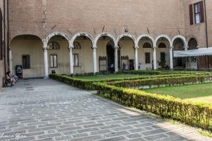 Ferrara - Palazzo Diamante