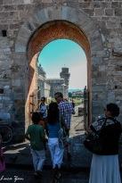 Pisa - Entrata Piazza dei Miracoli