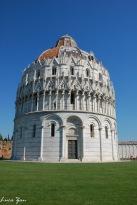 Pisa - Battistero di S.Giovanni