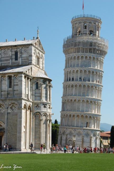 Pisa - Duomo di S.Maria Assunta e Torre di Pisa