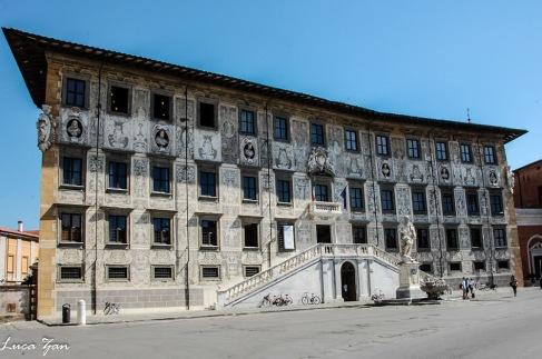 Pisa - Palazzo della Carovana