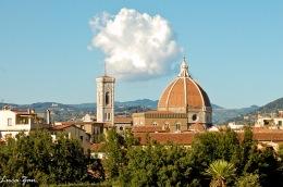 Firenze - Vista da Giardini Boboli
