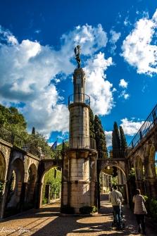 Vittoriale - Piazza Dalmata
