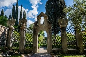 Vittoriale - Giardini