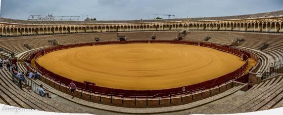 Plaza de Toros di Sevilla