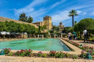 Alcázar de los Reyes Cristianos - Cordoba