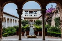 Granada - Alhambra e Giardini Generalife