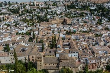 Granada - Quartiere dell'Albayzin