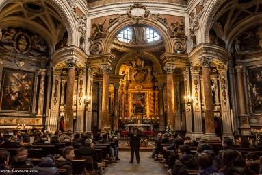 Torino - Chiesa di San Lorenzo