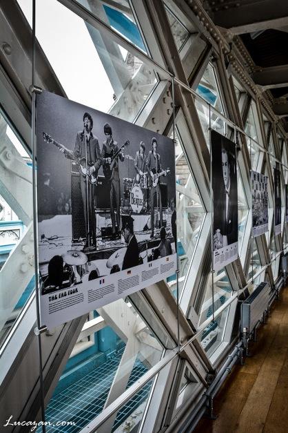 Tower Bridge- Passerella superiore