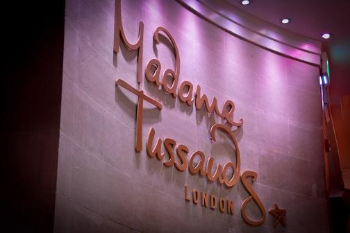 Londra - Madame Tussand