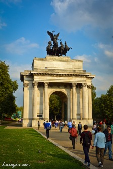 Londra - Wellington Arch