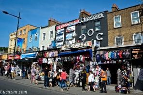 Londra - Camden Town