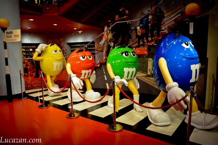 Londra - M&M's World