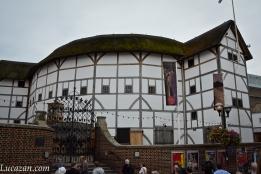 Londra - Shakespeare's Globe