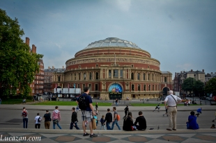 Londra - Royal Albert Hall