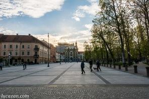 Lubiana - Piazza del Congresso
