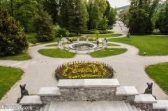 Lubiana Tivoli Park