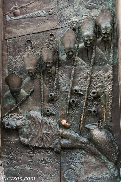 Lubiana Porta Cattedrale