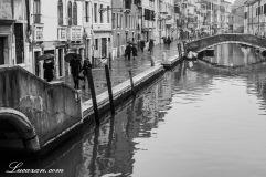 Venezia in black and white