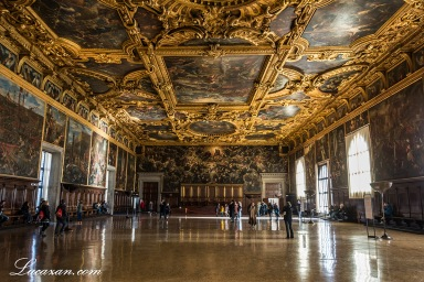 Colors of Venice - Palazzo Ducale