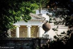Villa Valmarana ai Nani vista sulla Rotomda