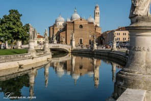 Prato della Valle - Basilica di Santa Giustina