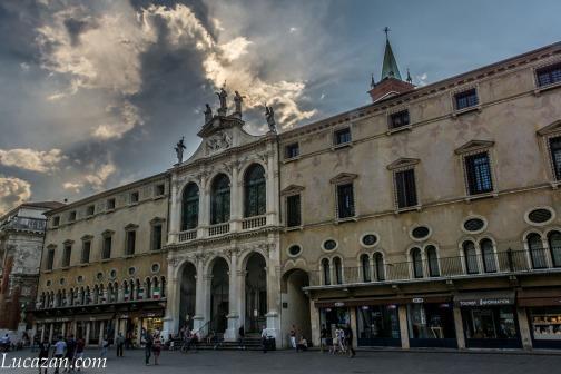 Vicenza - Palazzo del Monte di Pietà