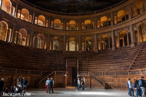 Parma - Teatro Farnese