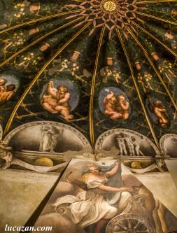 Parma - Camera di San Paolo