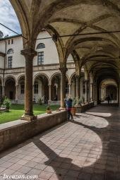 Parma - Monastero di San Giovanni Evangelista
