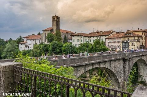 Cividale del Friuli - dal Ponte del Diavolo