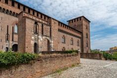 Pavia - Castello Visconteo