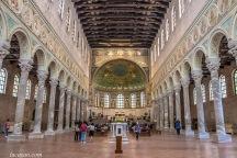 Ravenna - la Basilica di San Apollinare in Classe