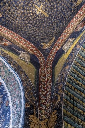 Ravenna - Mausoleo di Galla Placidia