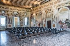 Villa Caldogno - Salone centrale